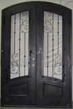 Wrought Iron Door 3