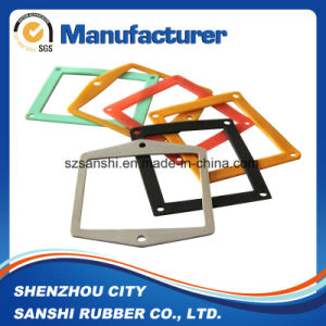 China Factory Supplied Ageing Resistance Silicon Rubber Gasket pictures & photos