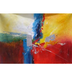 Popular Abstract Oil Painting Fine Art for Home Decor