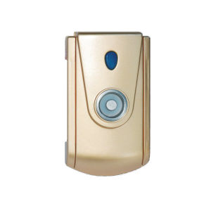 ABS Plastic TM Card Cabinet Lock/Gold Color Sanua Lock