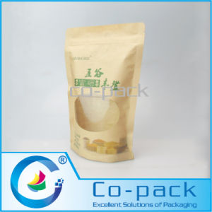 Paper Plastic Laminated Bag for Grain Packaging