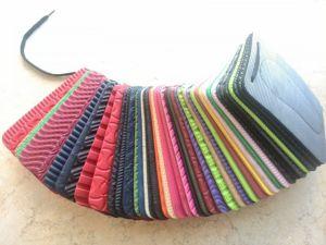 Design EVA Foam Sheet Shoe Sole Material pictures & photos