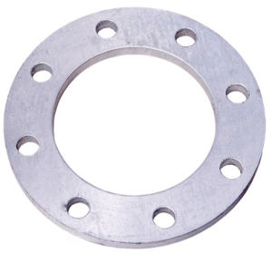 Galvanized ASTM a 182 Back Ring / Flat Flange pictures & photos