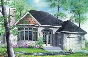 Prefab Steel House Model W2268