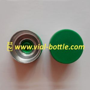 Flip off Vial Seal Cap for 2ml Glass Vial in Green pictures & photos