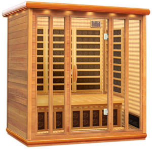 CE & ETL Approved Infrared Sauna Room/House/Cabin - Bathroom Equipment (XQ-041)