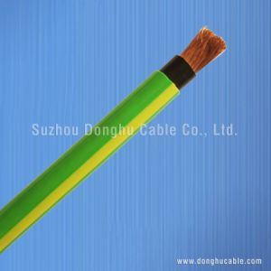 PUR Sheath Single Core Control Cable For Drag Chains pictures & photos