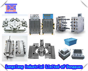 Custom Plastic Injection Mould pictures & photos