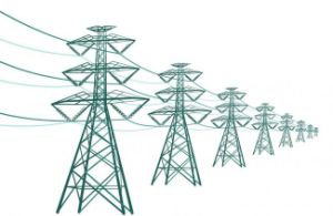Power Plant / Angle Steel Tower / Transmission Tower / Mild Steel / Galvanized Steel (0015)