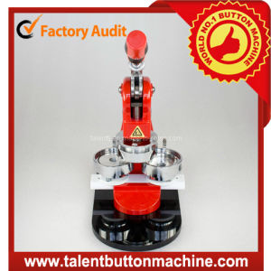 Compact & Lightweight Interchangeable Mold Button Making Machine Model No. Sdhp-1 pictures & photos