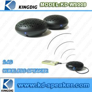 2.4G Hi-Fi Wireless Speaker (KD-WS008)