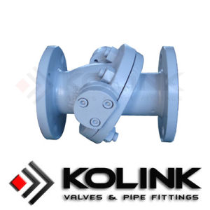 Tilting Disc Check Valve Flange Connection