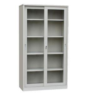 Metal Sliding Door Cabinet for Office (T2-GD09) pictures & photos