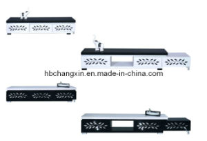 High Quality Gloss Hot Selling Wood TV Stand (CX-KF-86) pictures & photos