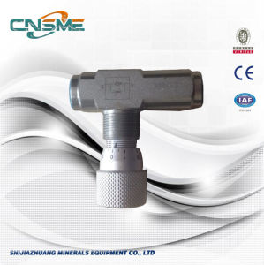 New Designed Crusher Spare Parts Valve pictures & photos