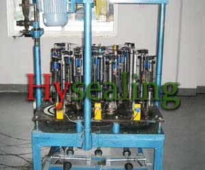 Packing Braider Machine with 18 Carriers 3 Orbits pictures & photos
