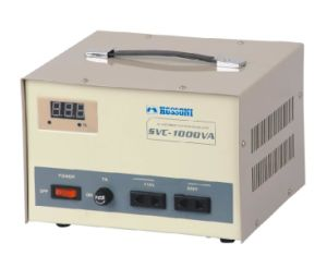 SVC-E(Digital Displaly)High Accuracy Voltage Stabilizer(AVR) pictures & photos