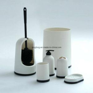 Plastic Bathroom Set (SBS10-White)