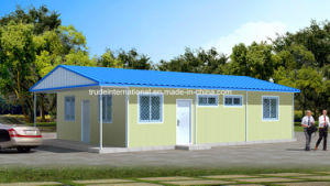 Fine Decorated Modular/Prefab/Prefabricated House for Living Use pictures & photos