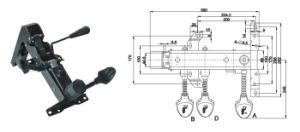 Heavy-Duty Chair Mechanism Jb-457