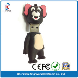 16GB Cute Cartoon Pen Drive pictures & photos