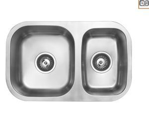 Stainless Steel Welded Bowl Sink-2