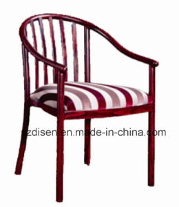 Aluminum Hotel Chair/ Dining Chair/ Lounge Chair (DS-M104) pictures & photos