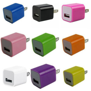1000mAh Wall Charger for iPhone 3 3G 4 4s 5 5g 6 Plus AC Power Adapter (OT-06)