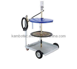 Heavy Duty Grease Hose Reel Cart