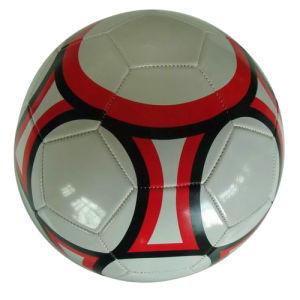 Machine Stitched Shiny PVC Football (XLFB-041)