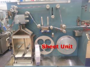 Automatic Laminated Tube Making Line pictures & photos