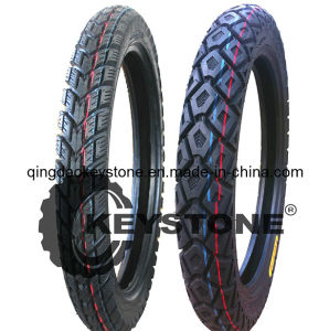 High Teeth Motorcycle Tyre 3.00-17 pictures & photos