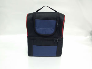 Double-Decker Cooler Bag Travel Bag pictures & photos