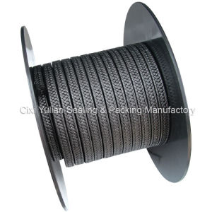 PTFE Braided Packing with Graphite (YL-1516)