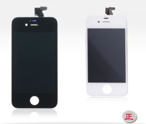Mobile Phone LCD Touch Screen for iPhone4/4s LCD Complete pictures & photos