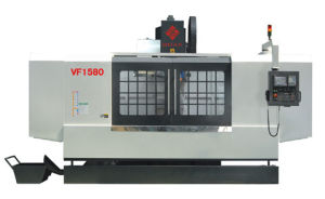 Large Heavy-Duty CNC Machining Center (VF1580, 1700X800)