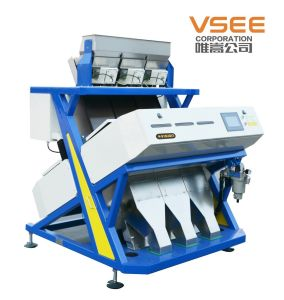 RGB Full Color Food Processing Machine Grain Color Sorter Soybeans Sorting Machine pictures & photos