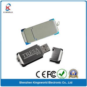 Custom Brand Aluminum USB Flash Drive with Door-to-Door Shipment pictures & photos