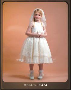 Girl Dress (UF474)