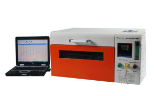 Benchtop Nitrogen Lead Free Reflow Oven with Temperature Test Function (T200N+) pictures & photos