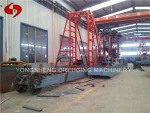 China Gold Mining Dredge pictures & photos