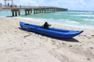 Commercial Grade PRO Inflatable Ocean Kayaks pictures & photos