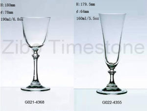 Lead-Free Crystal Glass for Juice (TM0214368) pictures & photos