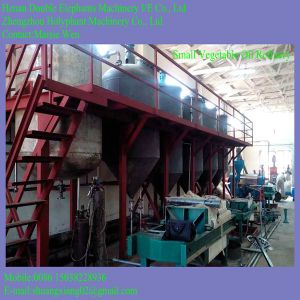 Small Type Cooking Oil Refinery Equipment pictures & photos