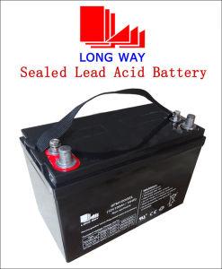 12volt Wholesaler Maintenance Free High Quality Lead Acid Battery pictures & photos