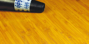 Carbonized Color&Level Pressure Bamboo Flooring (HP-6093)
