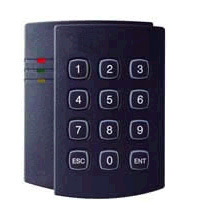 Professional RFID Access Control Reader with Wiegand Communication