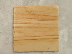 Yellow Wood Grain with Natural Cut & Saw Finish (006)