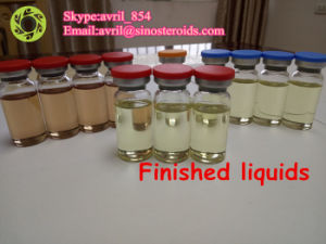 Pharmaceutical Raw Material Finished Liquid Injectable Steroid Hormone for Gym Trainner pictures & photos
