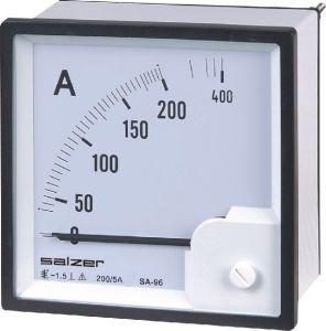 Salzer Brand Ammeter/Panel Meter (SA-96, SA-72)
